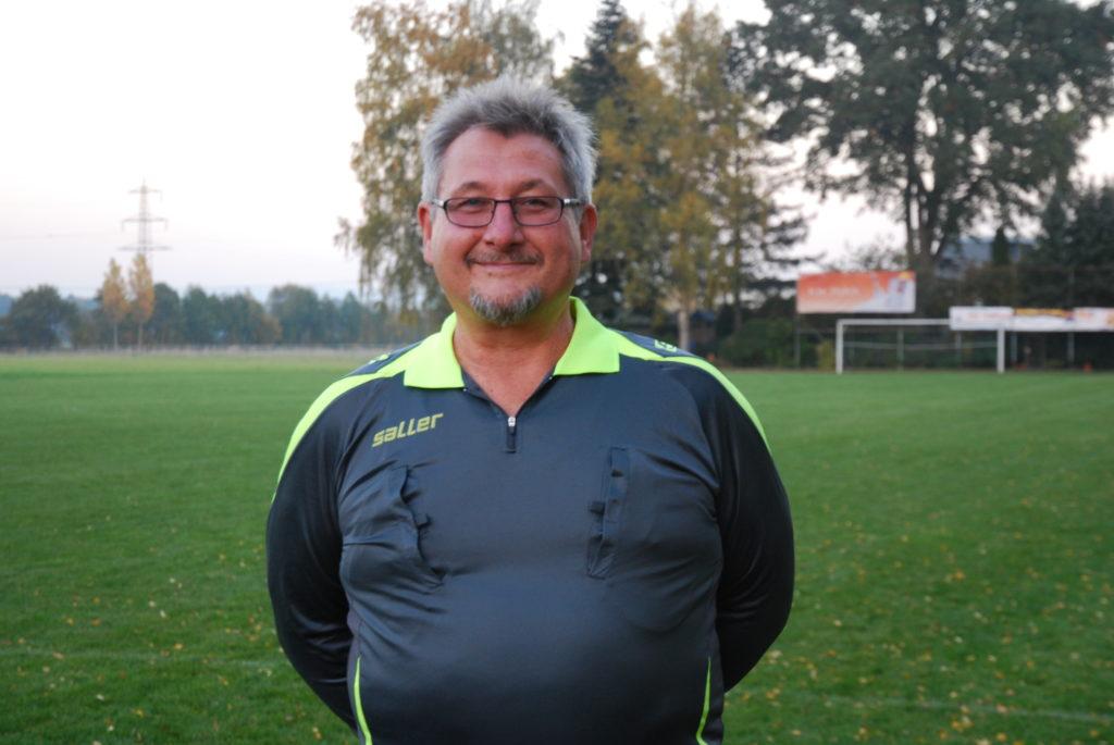 Schiedsrichter Norbert Sydlik