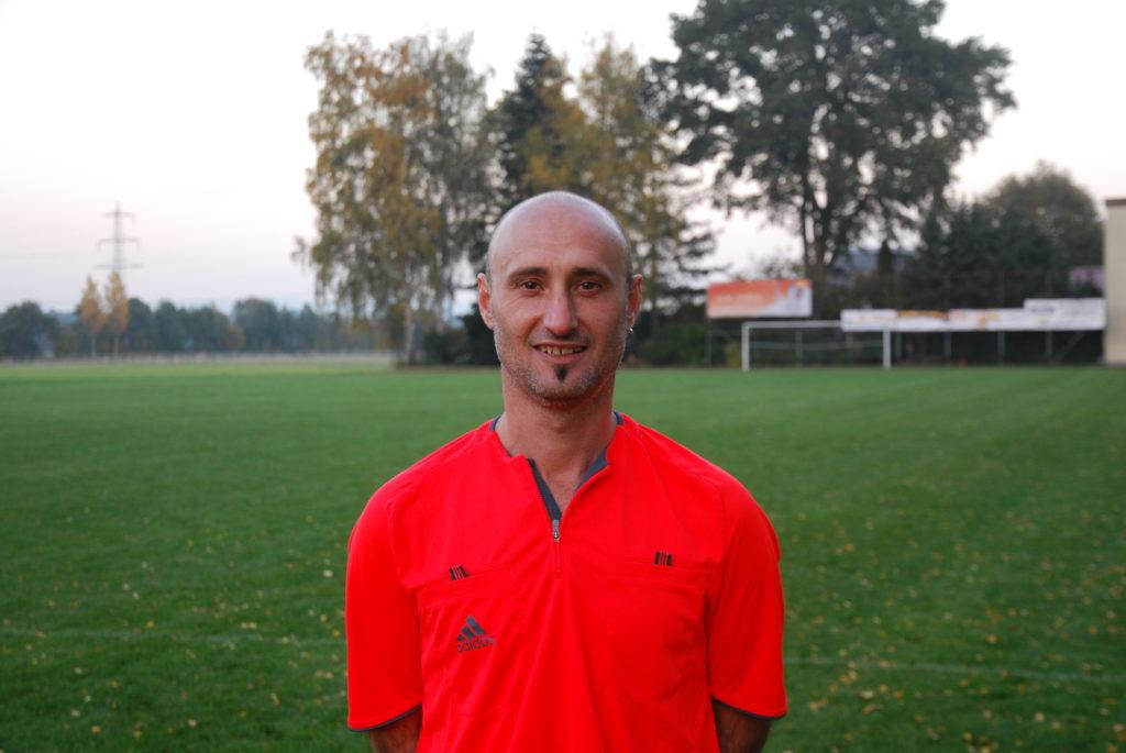 Schiedsrichter Vaso Gelev